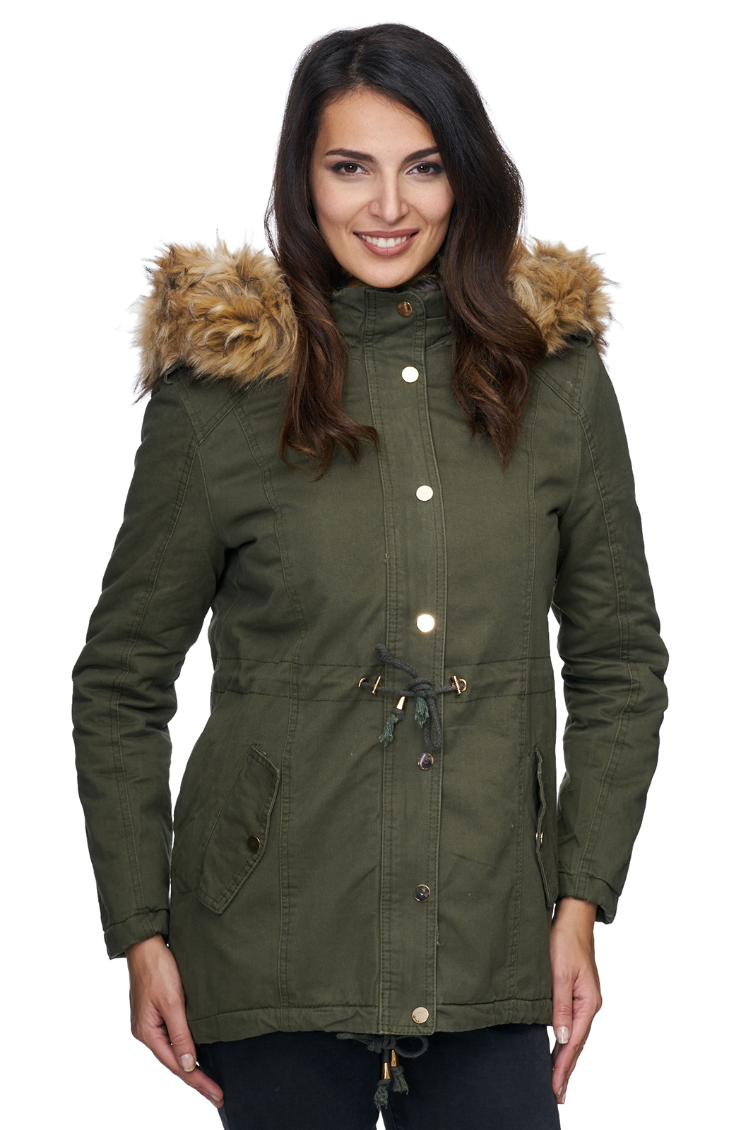 ock jacke damen damen blogger kunstleder rmel mantel parka jacke damen winter jacke camouflage. Black Bedroom Furniture Sets. Home Design Ideas