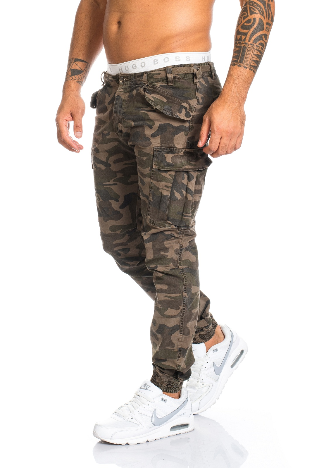 herren cargo hose freizeit outdoor army hose chino jogg. Black Bedroom Furniture Sets. Home Design Ideas