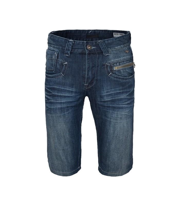 Designer Herren Jeans Shorts Herren Bermuda Jeanshose Herren Short