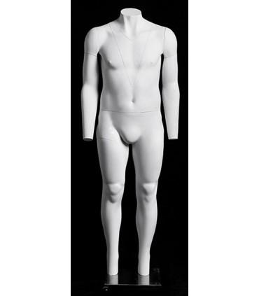 Herrenfigur Mannequin Schaufensterpuppe für Übergrößen Herren puppe B2