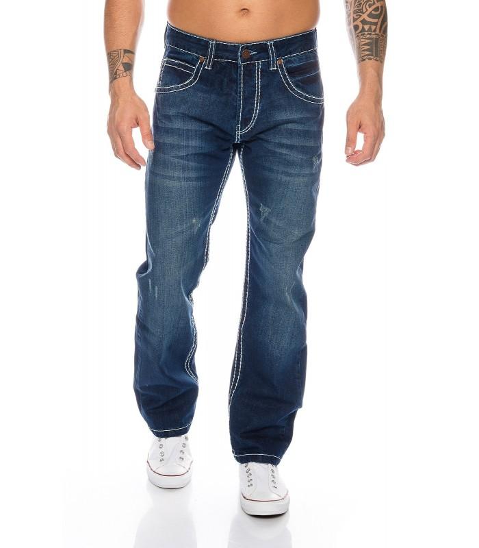 Jeans mit dicken Nähten günstig online kaufen | LadenZeile