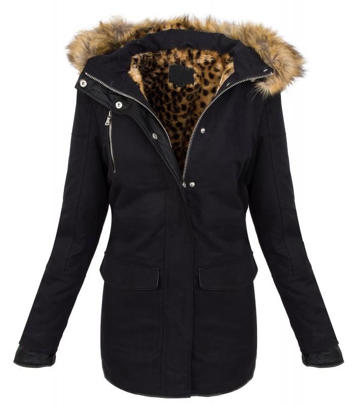 Designer Winter Gefüttert Parka Warm Jacke 229 D Damen YDWEH9I2