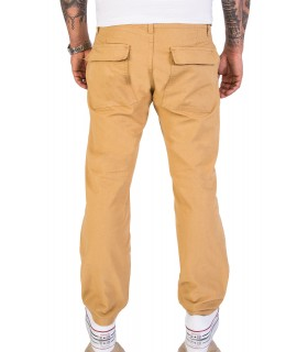 Rock Creek Herren Leinen-Optik Hose Stoffhose RC-2152