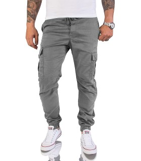 Rock Creek Herren Cargo Hose Chino Outdoorhose H-179