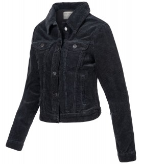 Rock Creek Damen Cordjacke Vintage-Style D-432