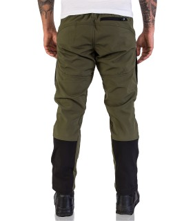 Rock Creek Herren Softshell Hose Outdoorhose H-196