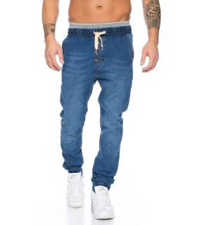 Herren Jogg Jeans Jogginghose Sweathose Sweatpants