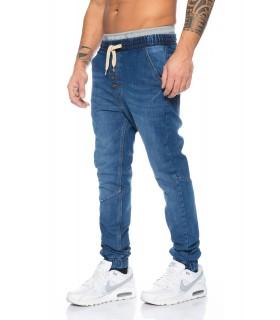 Herren Jeans Sweathose Sweatpants
