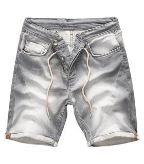 Rock Creek Herren Sweat Shorts Jeans Shorts Blau RC-2200