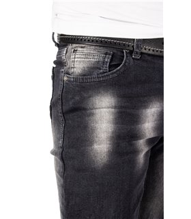 Rock Creek Herren Jeans Slim Fit Anthrazit RC-2261