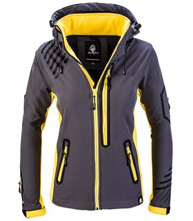 Rock Creek Damen Softshell Jacke Regenjacke Windbreaker Softshelljacke D-402