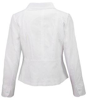 Designer Damen Leinen Blazer Business Jacke Übergangs Jacke Leinenblazer D-420