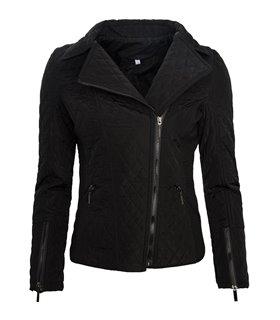 Damen Übergangsjacke Stepp Jacke leicht gesteppte Jacke Damenjacke