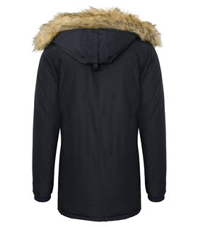 Herren winterjacke mantel warm parka herrenjacke outdoor H-130