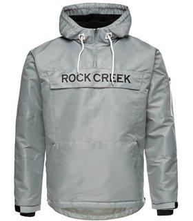 Rock Creek Herren Windbreaker Anorak mit Kapuze H-167