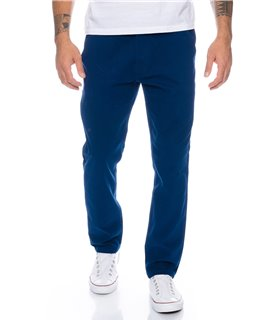 Herren Designer Chino Hose Regular Fit Herrenhose