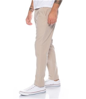 Rock Creek Herren Designer Chino Hose Regular Slim Chinohose Sommerhose RC-390B