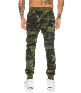 Herren Cargo Hose Armyhose Camouflage H-115