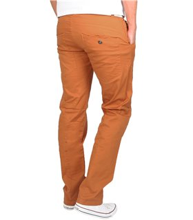 Herren Chino Hose Slim Slim Fit H-002