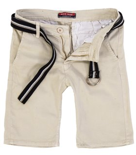 Rock Creek Herren Designer Chino Shorts kurze Hose Chinoshorts Gürtel RC-2133