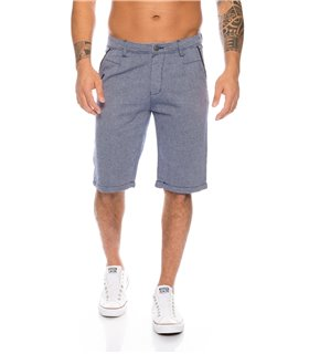 Herren Bermuda Shorts Chino H-112