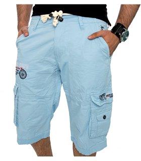 Herren Bermuda Capri Shorts Hose Chinoshorts Herrenbermuda Sommer Hose