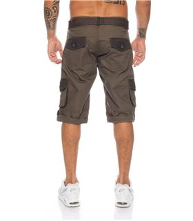 Herren Shorts Regular Fit Cargoshorts H-147
