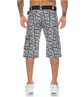 Herren Shorts Regular Fit Cargoshorts H-150