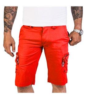 Rock Creek Herren Cargo Shorts mit Seitentaschen H-190
