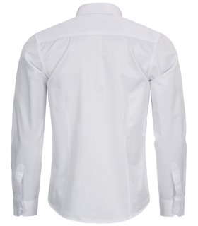 Herren Hemd Business Hochzeit Freizeit Polo Slim Fit