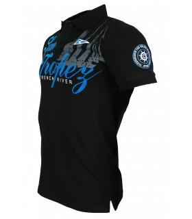 Herren Polo T-Shirt mit Logo H-021