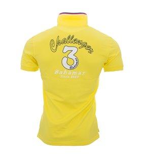 Herren Polo T-Shirt mit Logo Regular Fit H-039