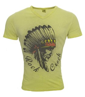 Rock Creek Herren T-Shirt mit Logo RC-100