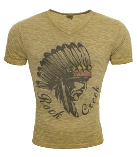 Rock Creek Herren T-Shirt mit Motiv RC-102