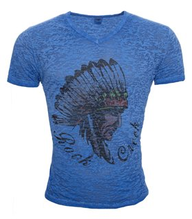 Rock Creek Herren T-Shirt mit Motiv RC-101