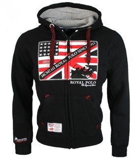 Geographical Norway Herren Sweat Jacke Hoodie Pullover Sweatshirt  Fitsh