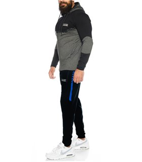 Rock Creek Herren Trainingsanzug Jogginganzug Sweatjacke Hose Fitnessanzug M14