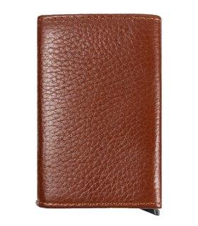 Rock Creek Leder Kreditkartenetui Geldbeutel Kartenhalter Mini-Portemonee A-003