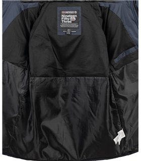 Geographical Norway Herren Winter Jacke mit Kapuze H-242
