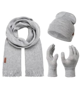 Rock Creek Winter Mütze Schal Handschuh-Set U-100