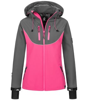 Rock Creek Damen Softshell Jacke Windbreaker D-442