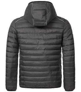 Geographical Norway Herren Steppjacke mit Kapuze H-262