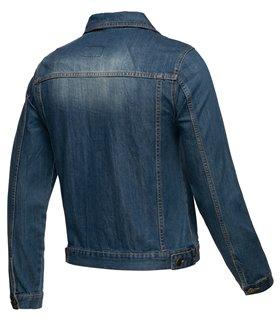 Rock Creek Herren Jeansjacke Classic-Style Blau RC-2210