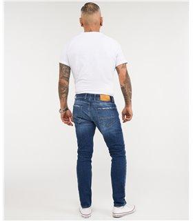 Rock Creek Herren Jeans Regular Fit Blau RC-2342