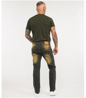 Rock Creek Herren Jeans Regular Fit Dirty Wash RC-329
