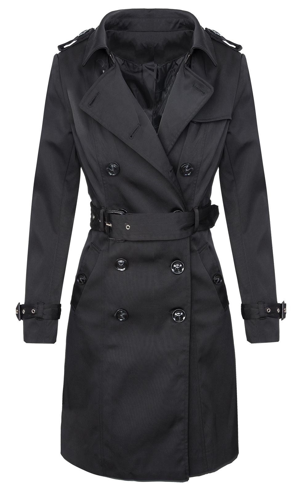trenchcoat damen designer mantel jacke bergangs jacke. Black Bedroom Furniture Sets. Home Design Ideas