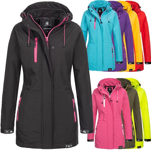 Outdoor Coat Hooded Show D 423 Rock Long About Details Original Title Creek Womens Softshell Jacket rdCxoeB