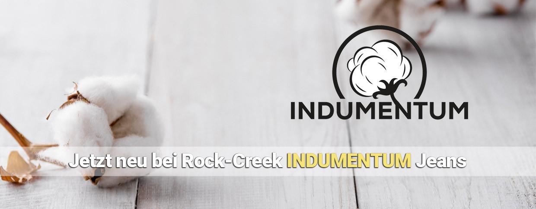 Indumentum bei Rock-Creek